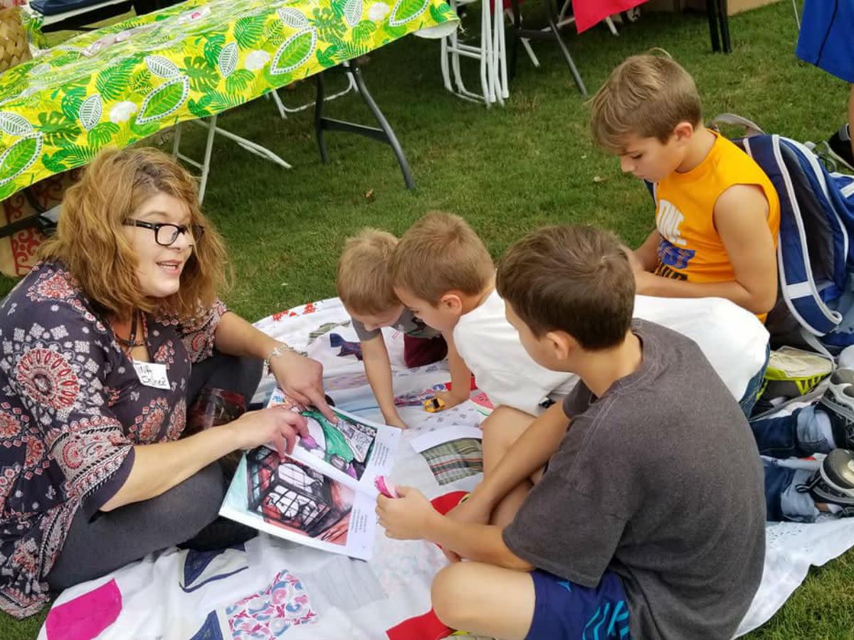 Boerne Book & Arts Fest