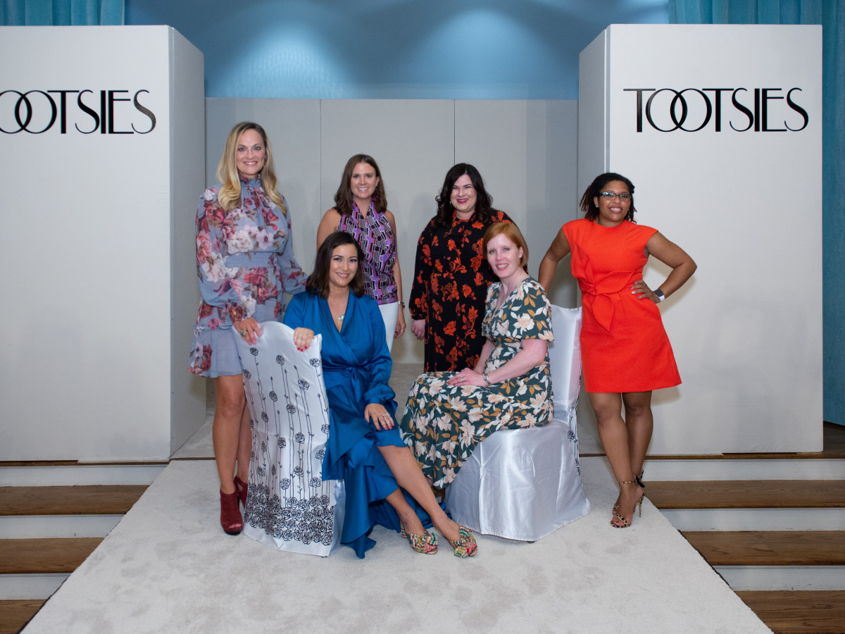 Fashion Unlocked Junior League Exectutive Committee