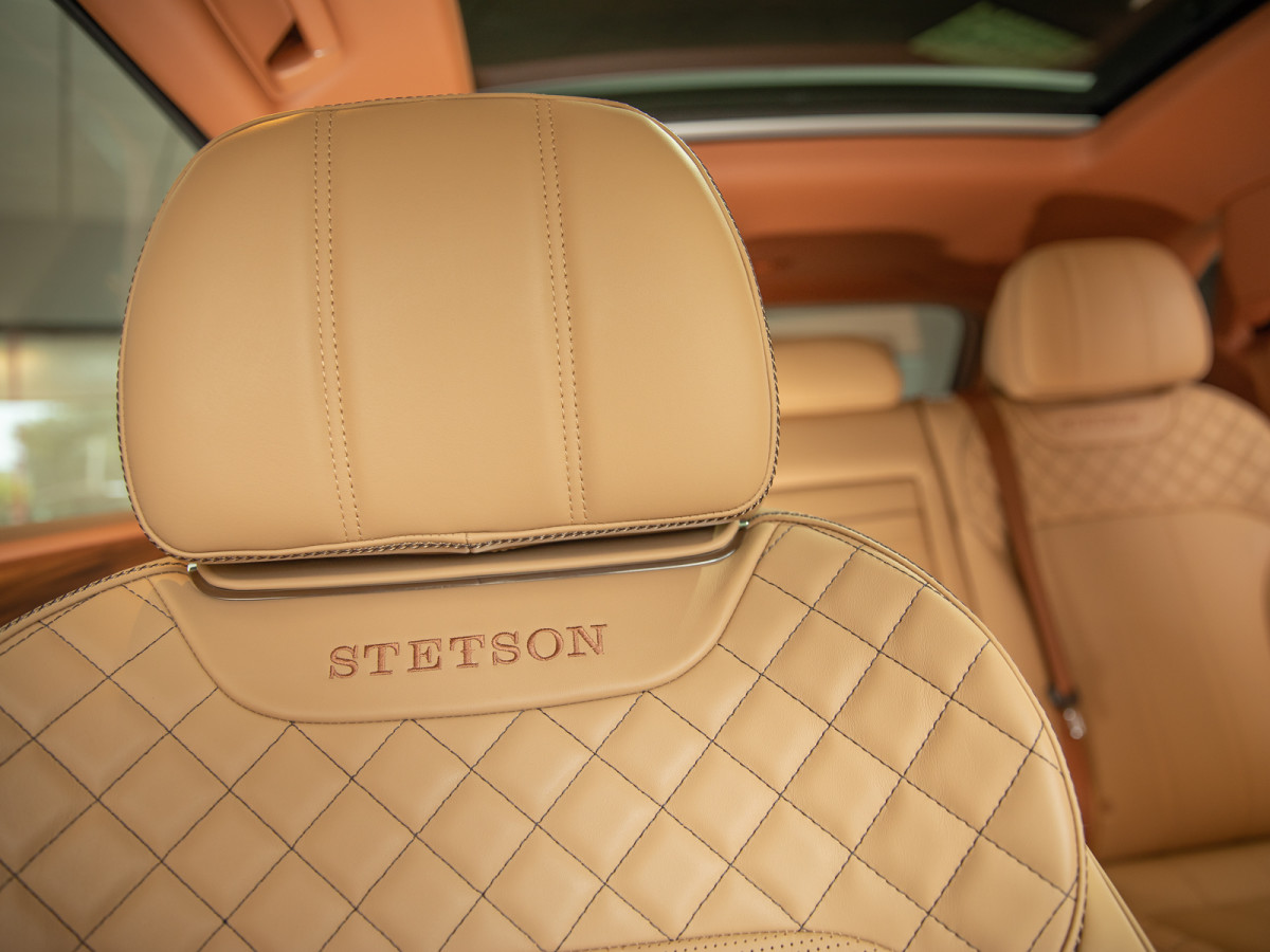Bentley Bentayga Stetson Special Edition