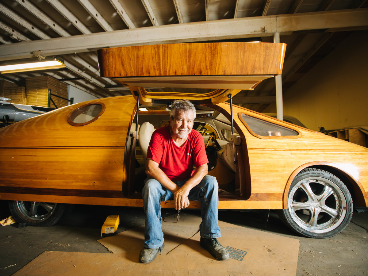 Weird Home Tour 2019 Home of the Wooden Car