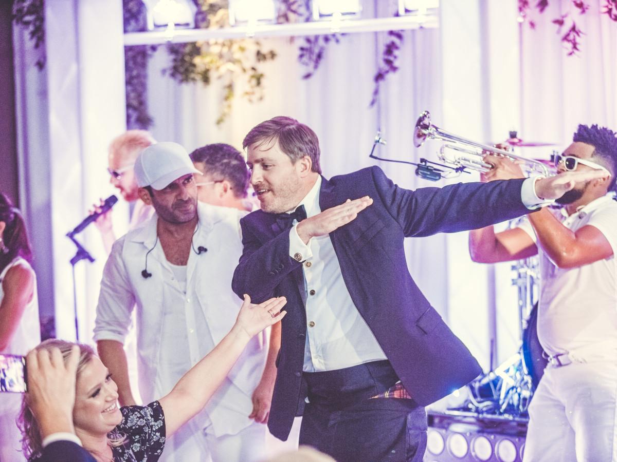 Persia-Smith wedding