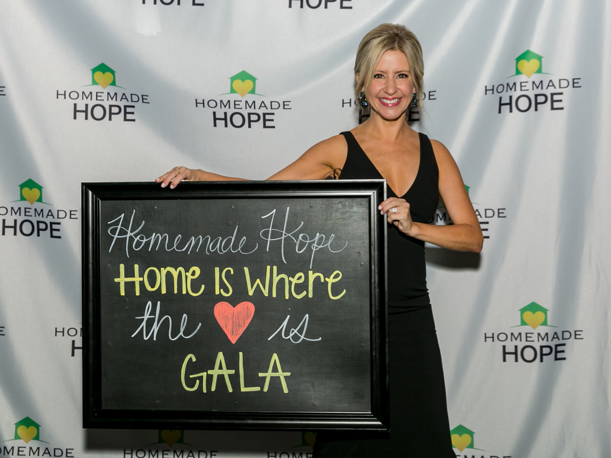 Homemade Hope Gala Margot Delaronde
