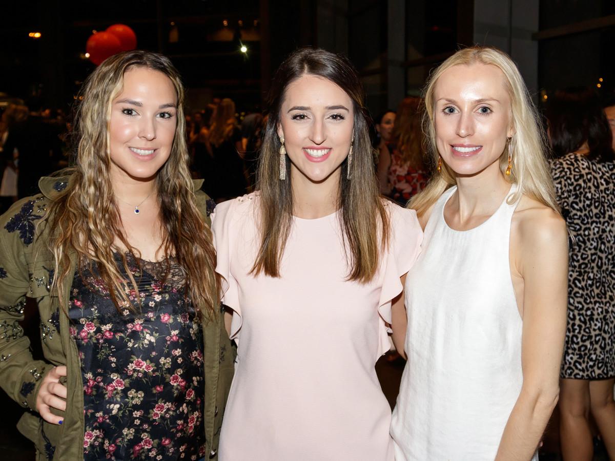 Rebecca Sommer, Alex Adler, Natasha Ivanova