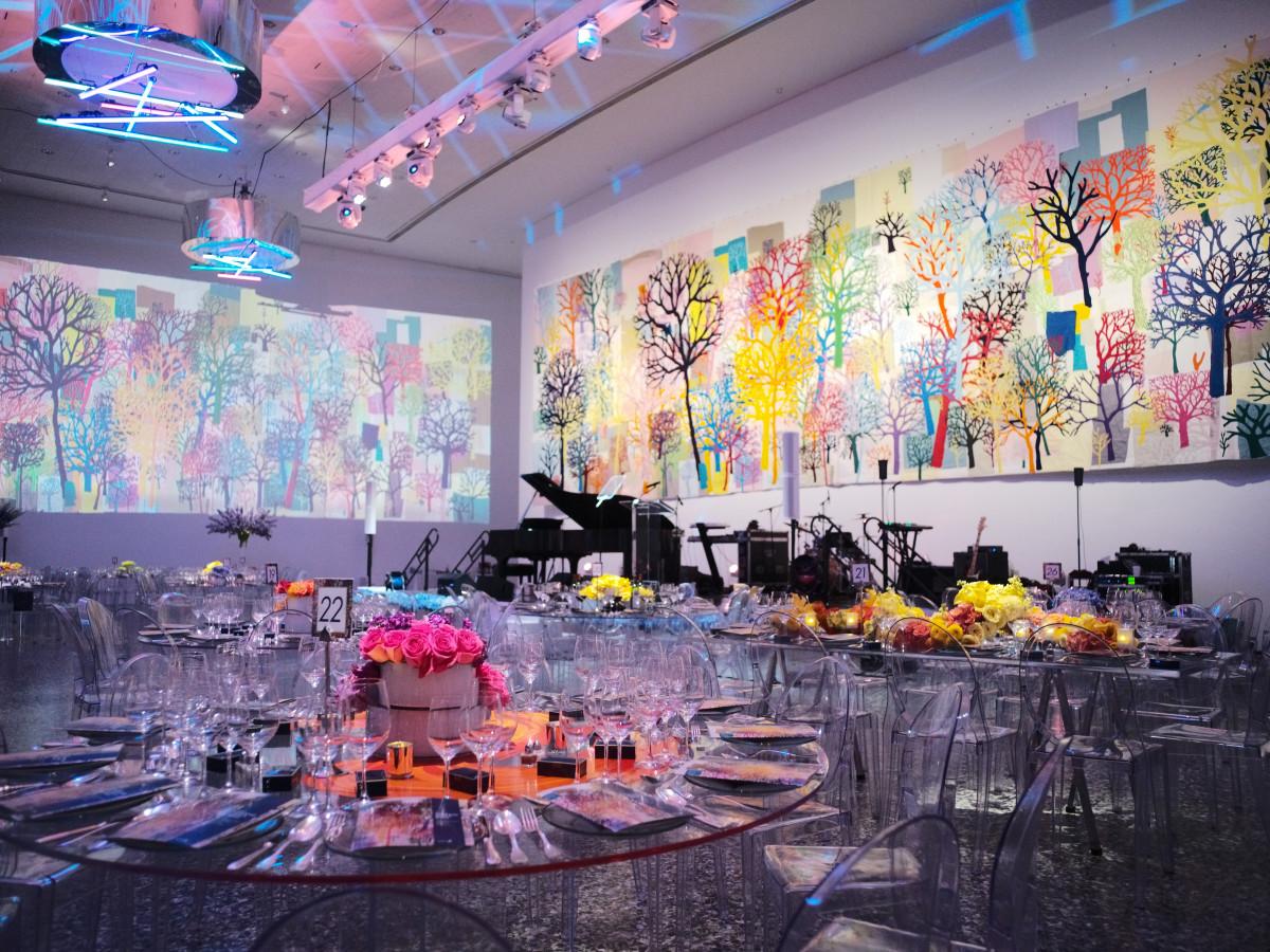 MFAH Grand Gala Ball 2019 atmosphere