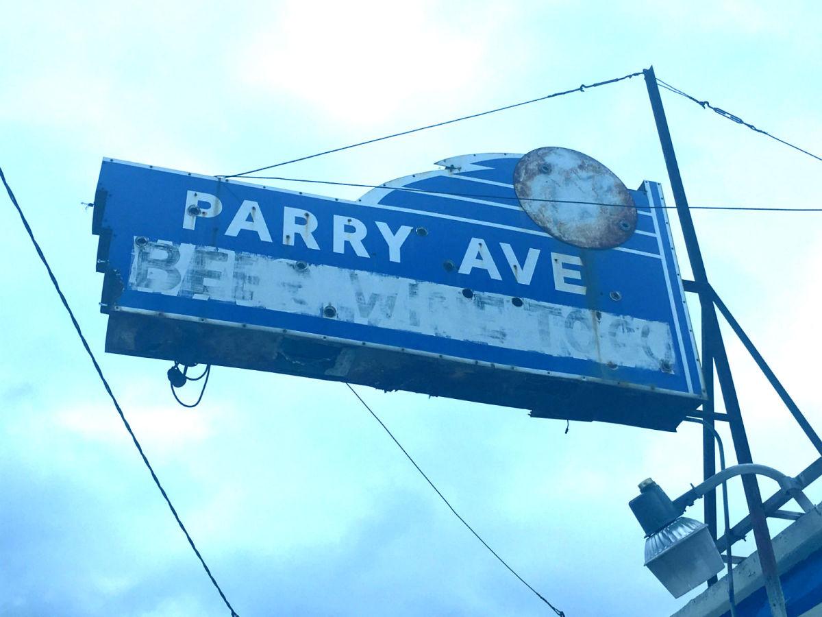 Parry Ave.