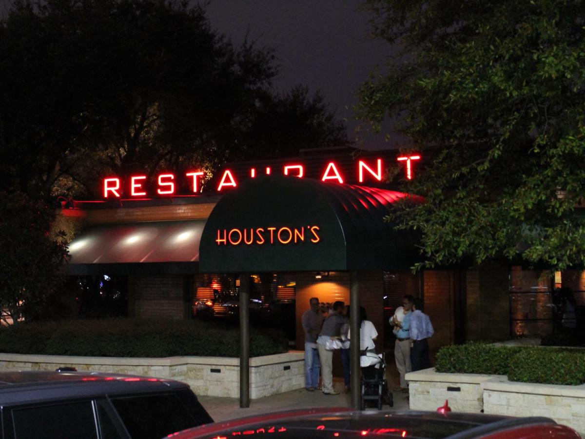 Houston's Westheimer exterior