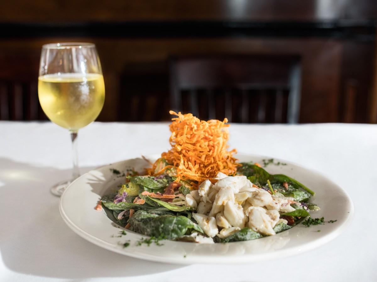 Eugene's Kyle's Crab Salad