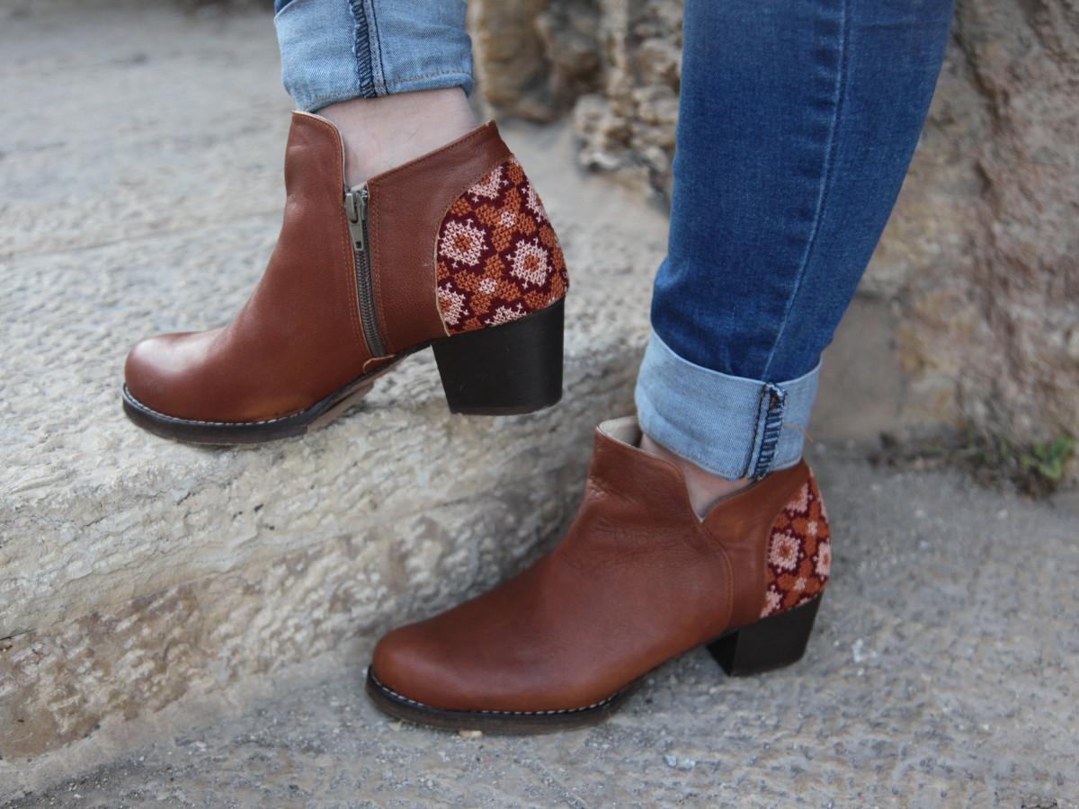 Darzah Shoes, Etico