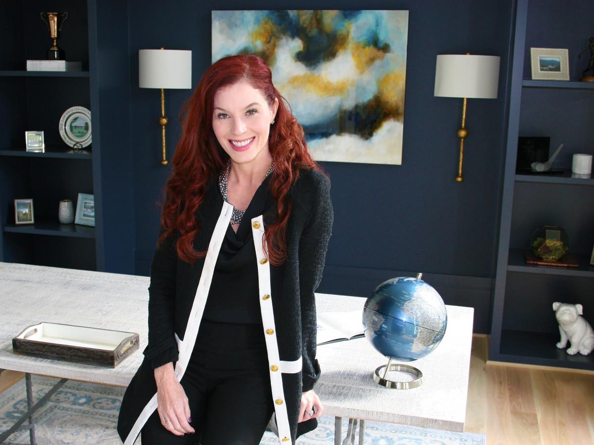 Realtor Cheryl Martin