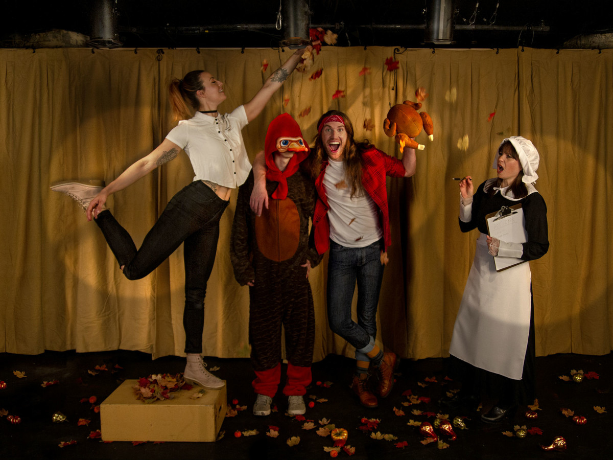 Undermain Theatre presents The Thanksgiving Play