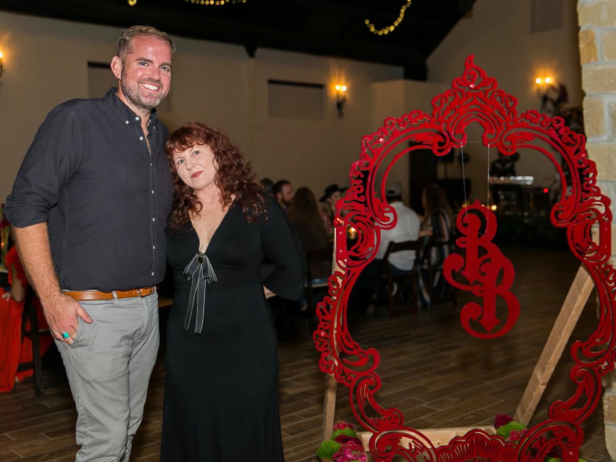 Butcher's Ball 2019 Jonathan Beitler Elaine Dillard
