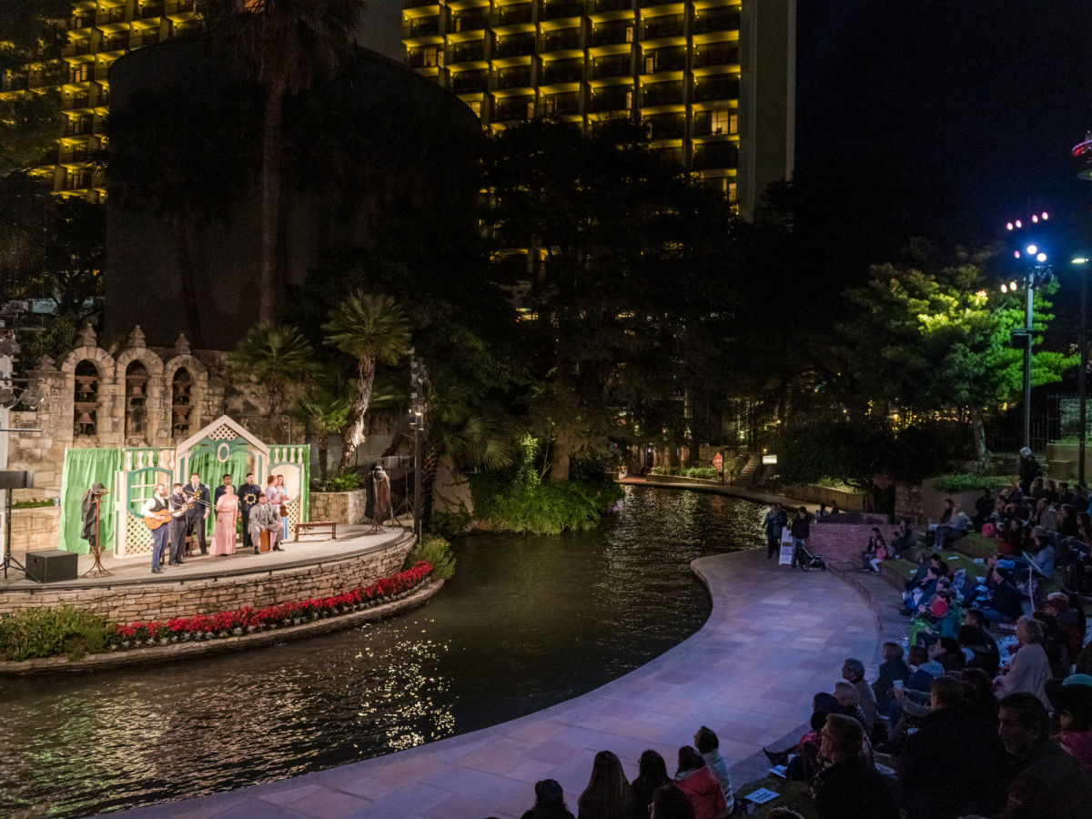Shakespeare on the River