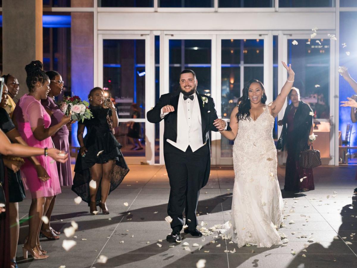 Lenton Juarez wedding