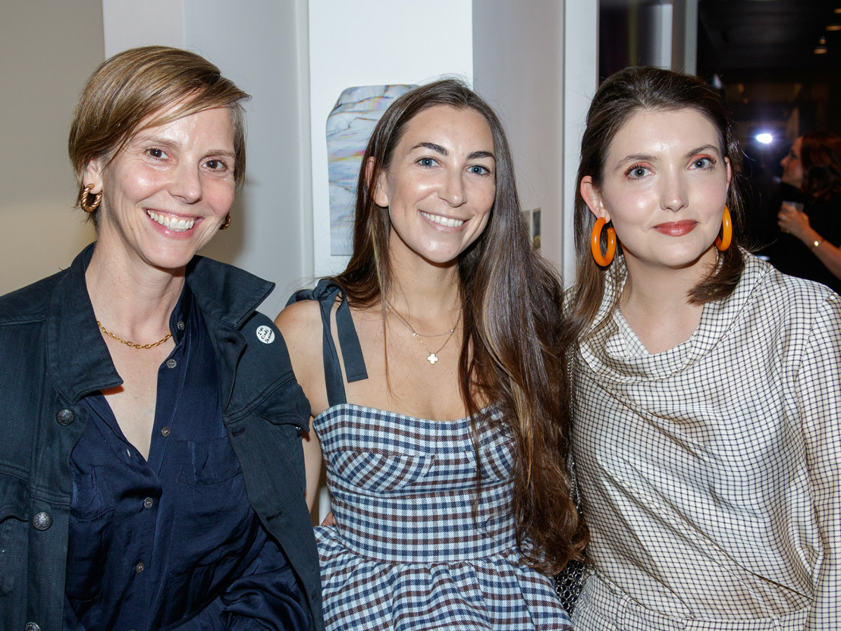 Allison V. Smith, Taylor Zakarin, Anna Kern