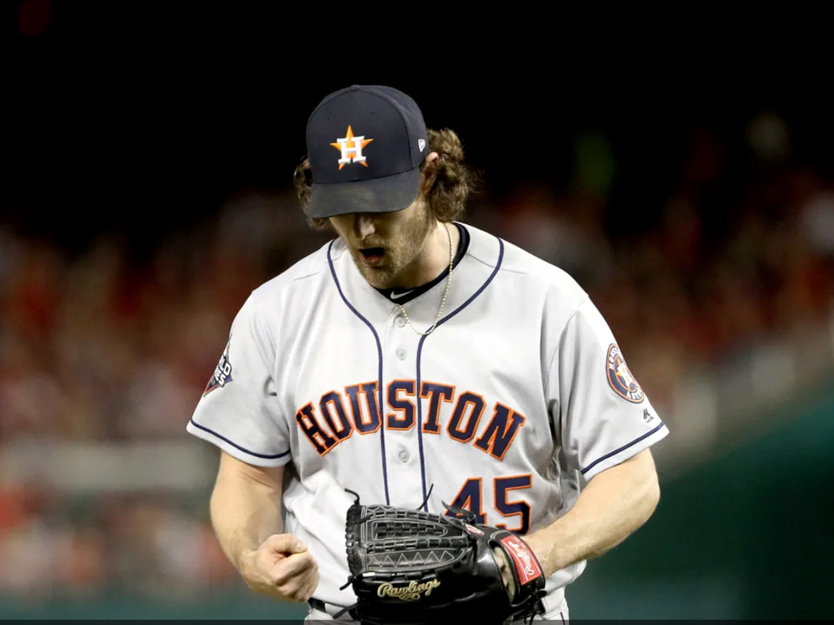Gerrit Cole Houston Astros