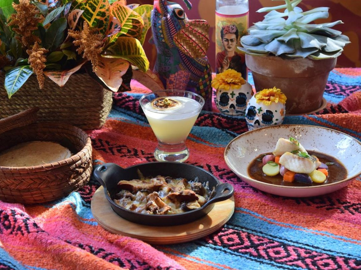 B&B Butchers Dia de los Muertos brunch