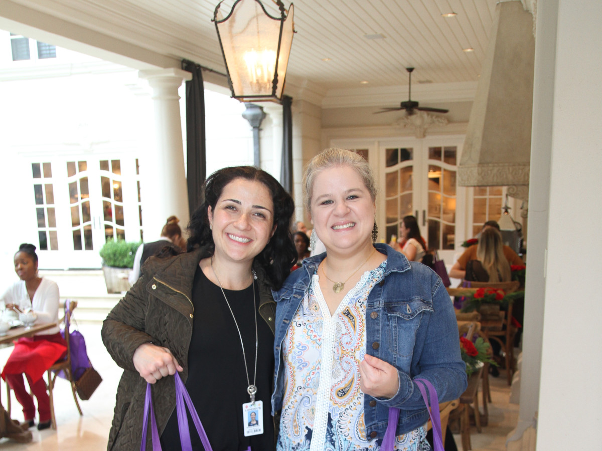 Paige Fertitta Children's Art Project trunk show MD Anderson Vanessa Rosenfeld and Julie Copeland