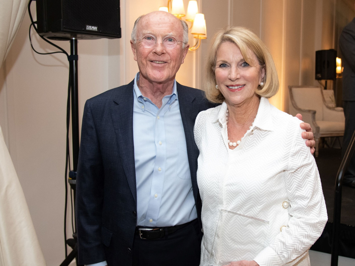 Jack and Nancy Zogg