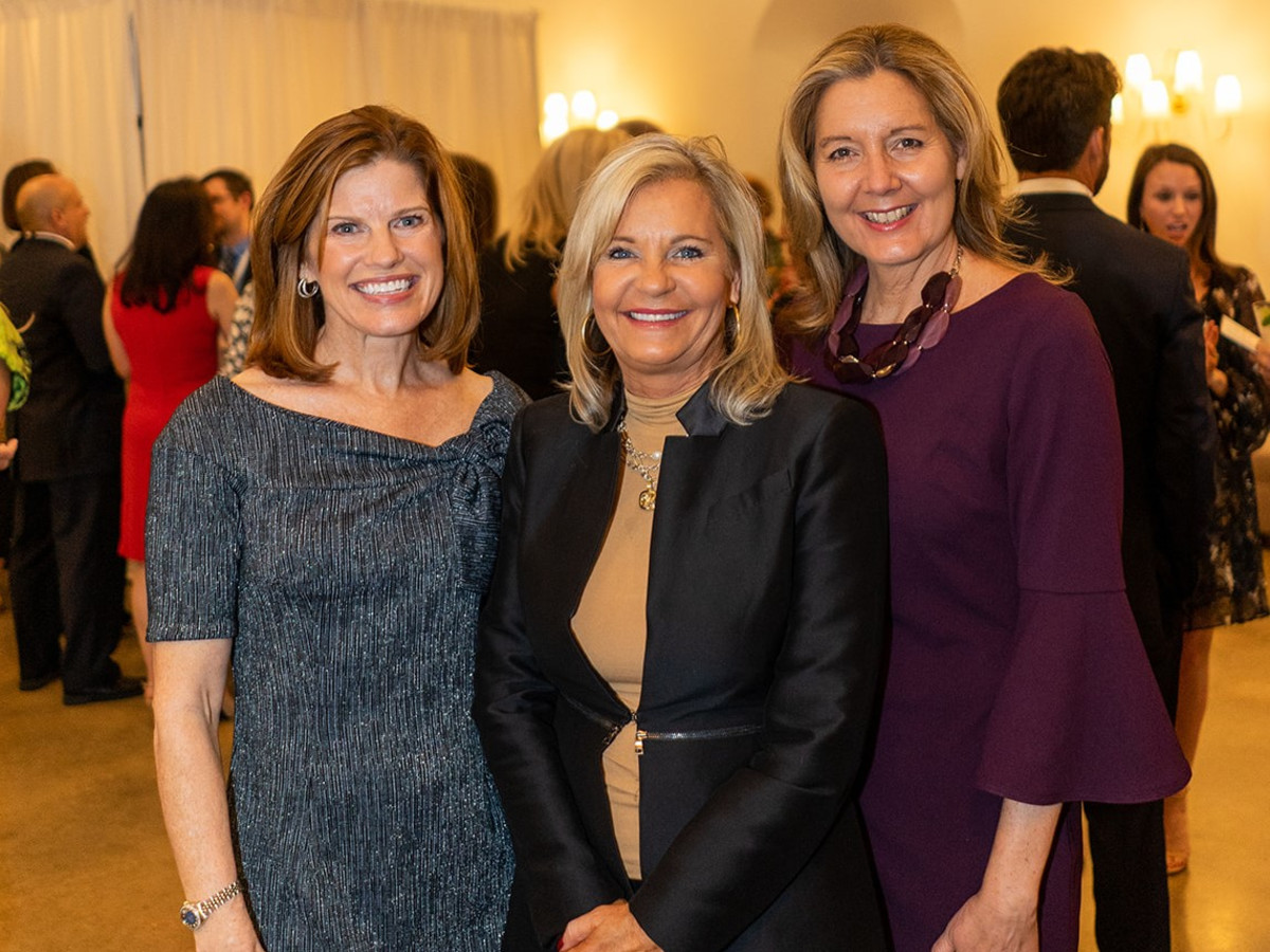 Lucinda Buford, Lisa Kroencke, and Lynn Mahurin