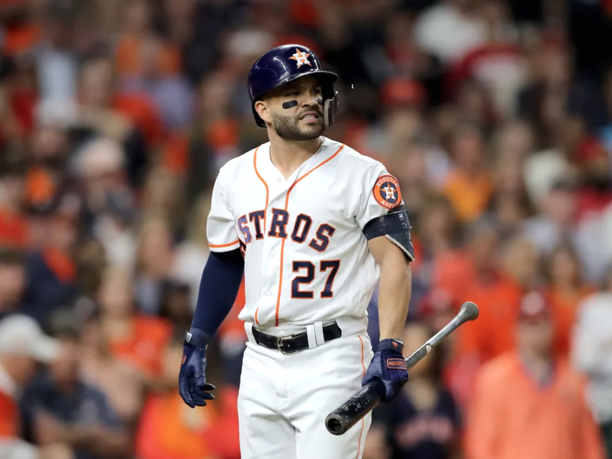 Jose Altuve World Series Games 6 2019