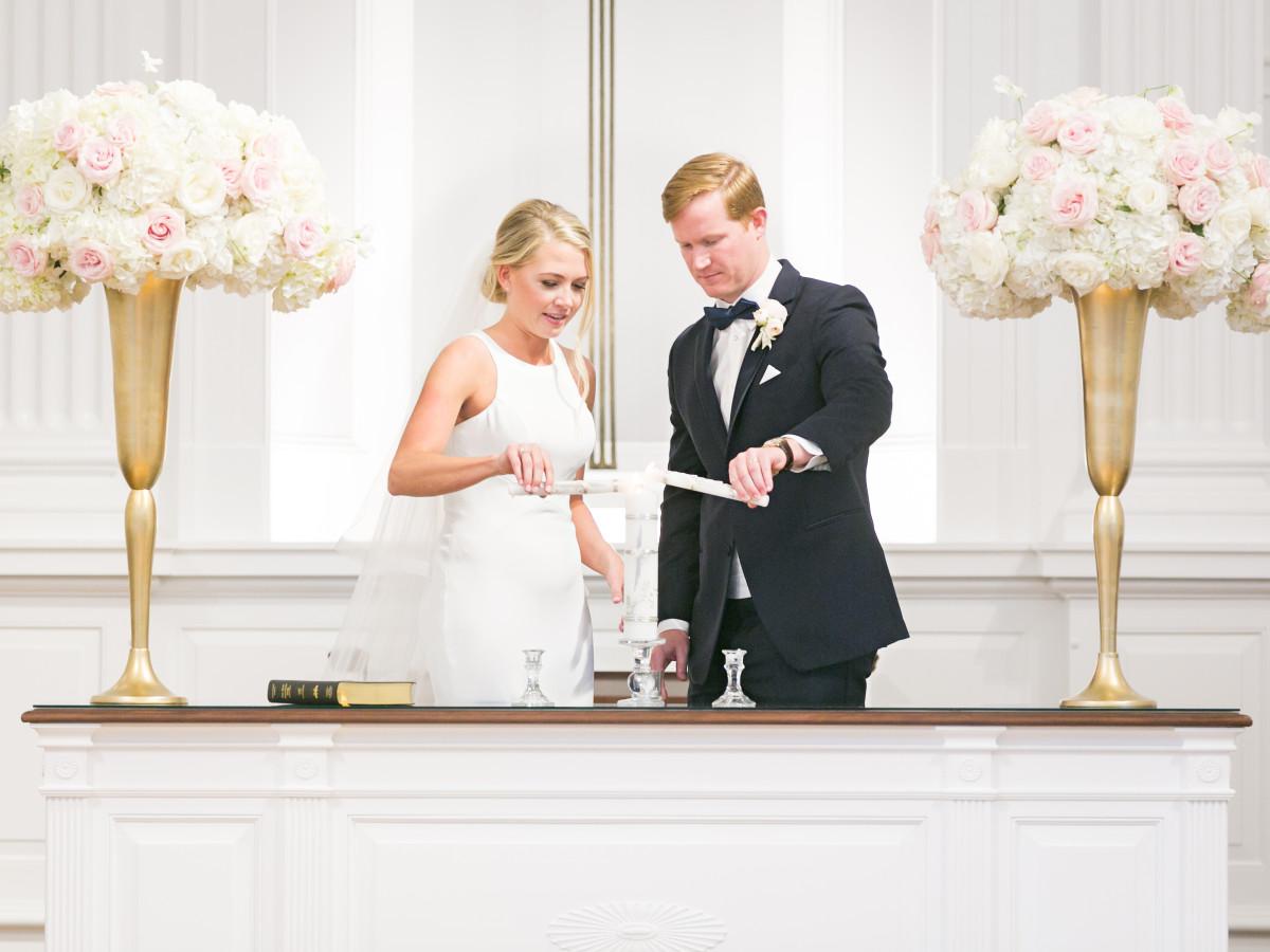 Mocio McMillan wedding