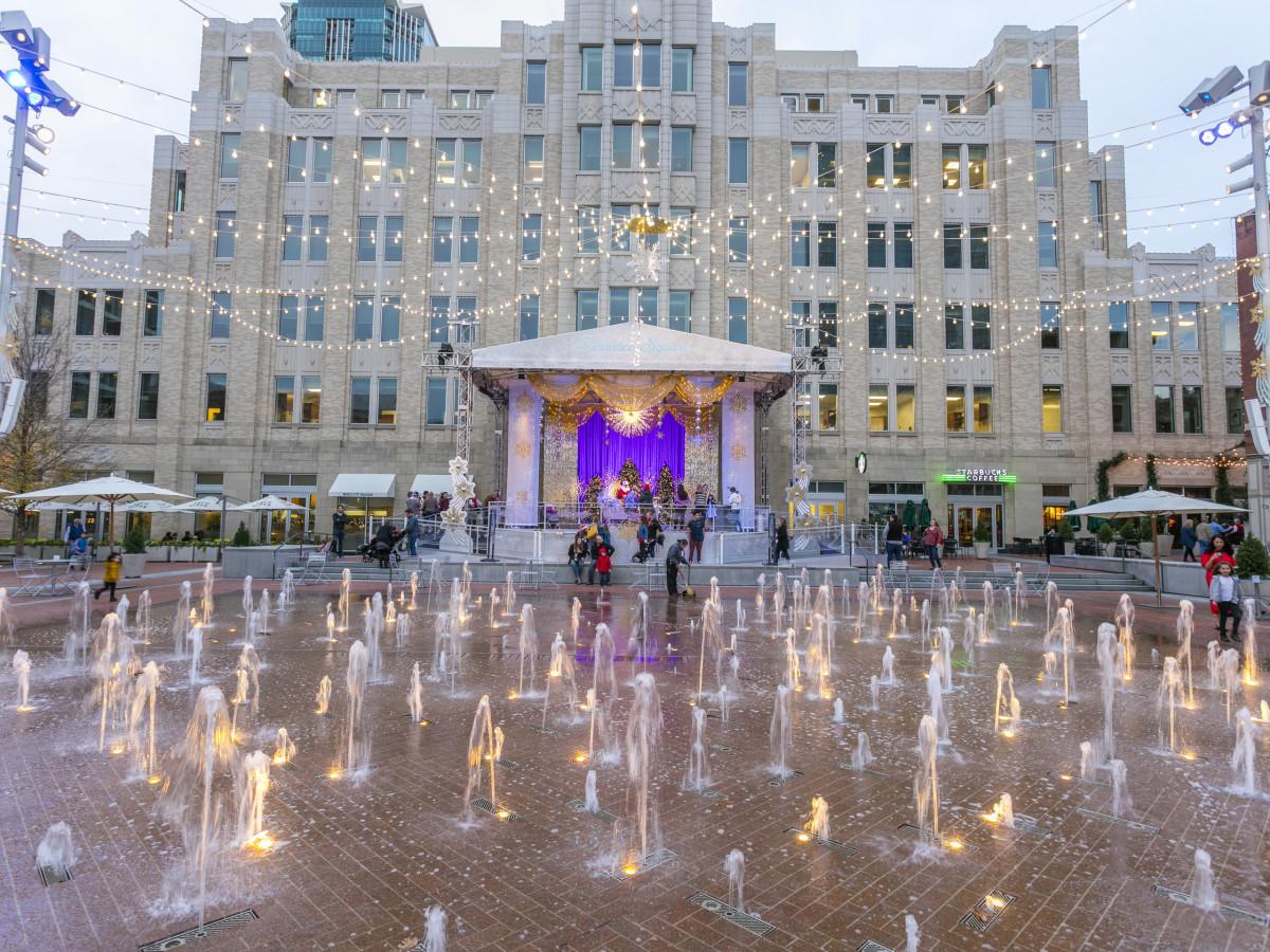 Sundance Square in Fort Worth