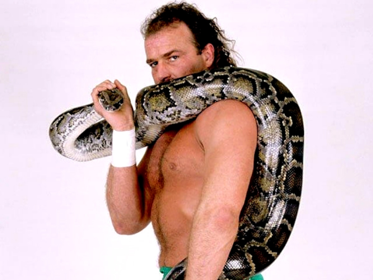 Hoffman - Jake the Snake