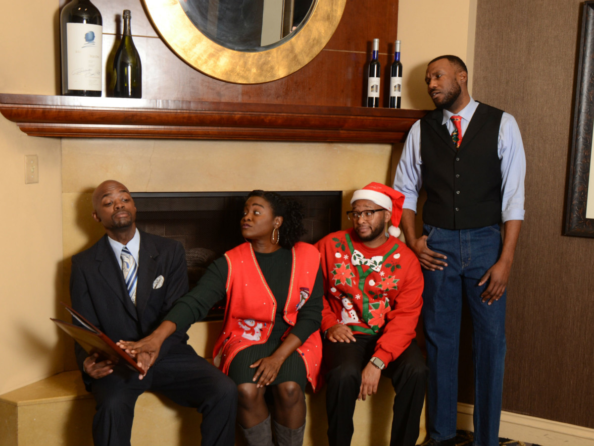 Jubilee Theatre presents If Scrooge Was a Brother