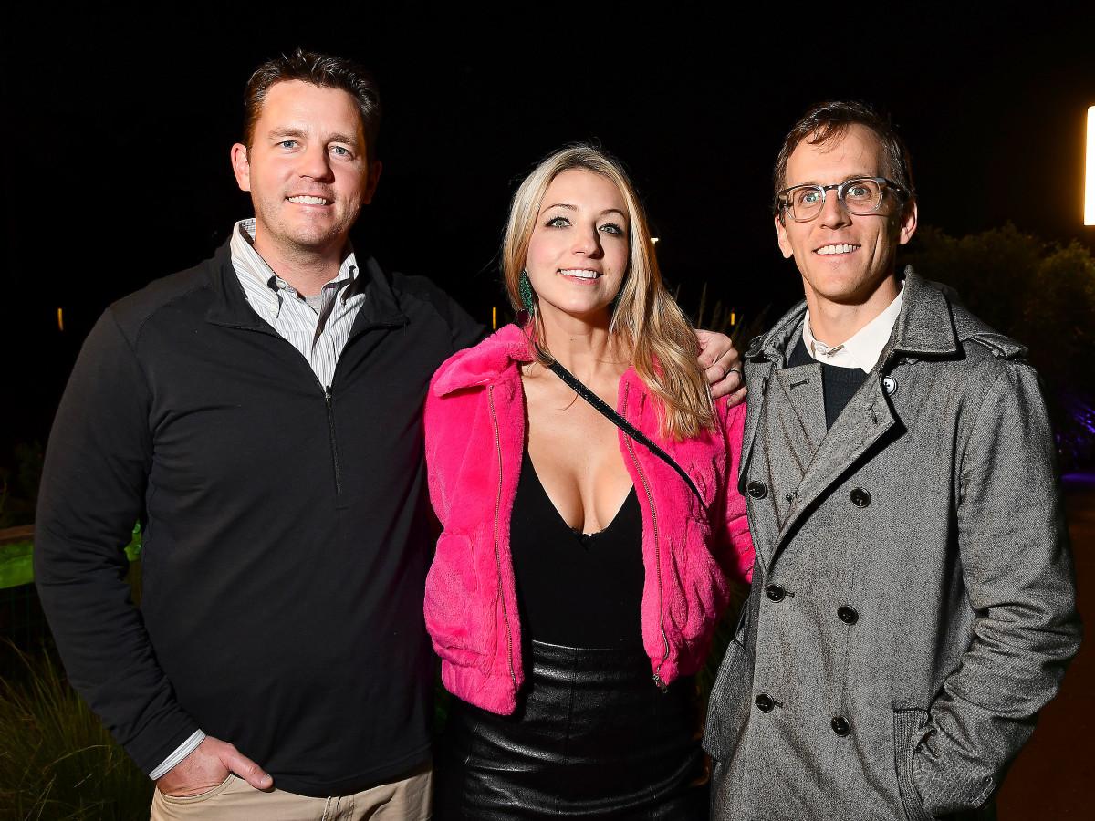 Urban Wild Bridge Bash Luke Hotze, Megan Hotze, and Matt Hotze