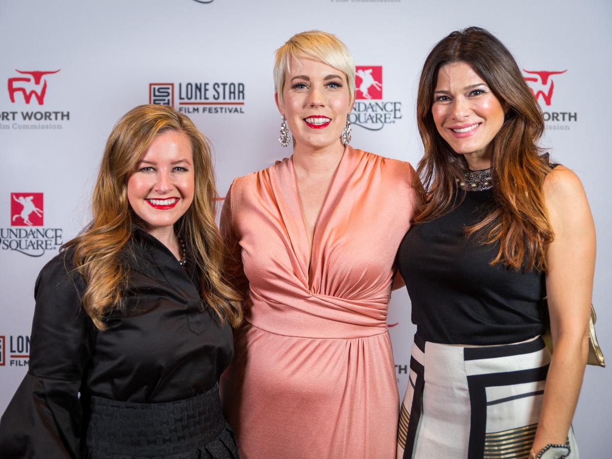 Christy Dunaway Smith, Holland Sanders, Angelique De Luca