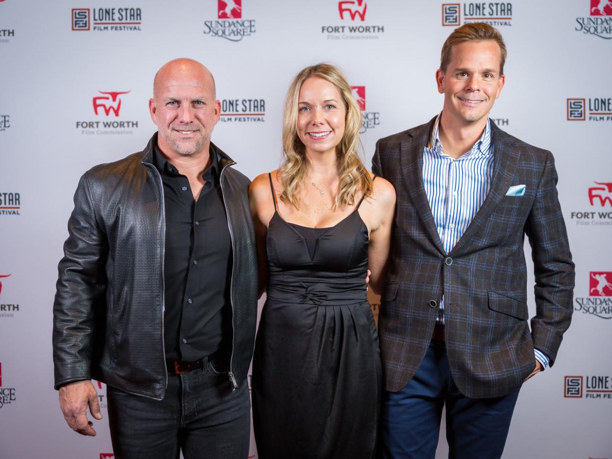 Chris Maunder, Amanda Chromaster, Josh Mills