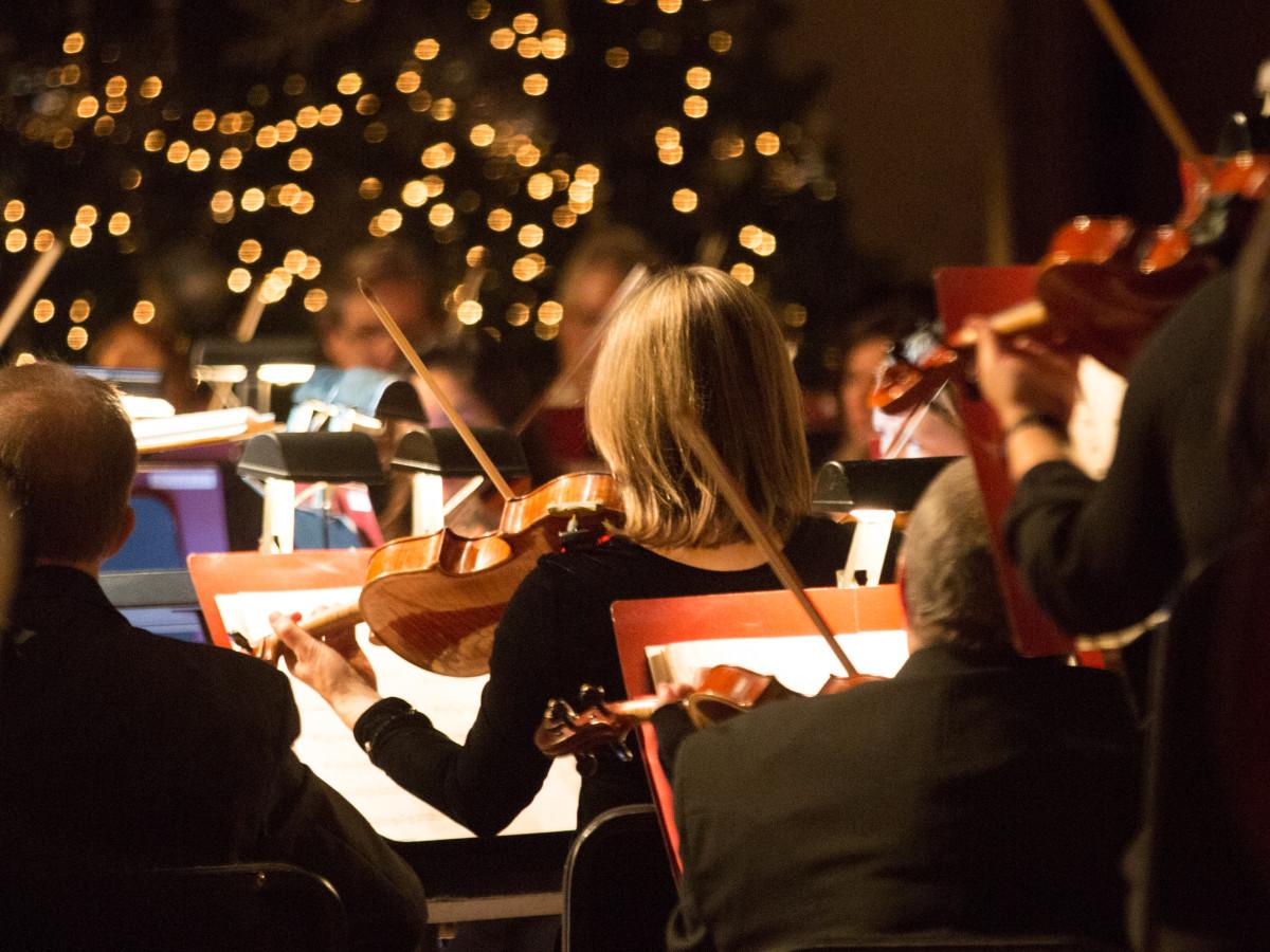 C-Suite Christmas concert