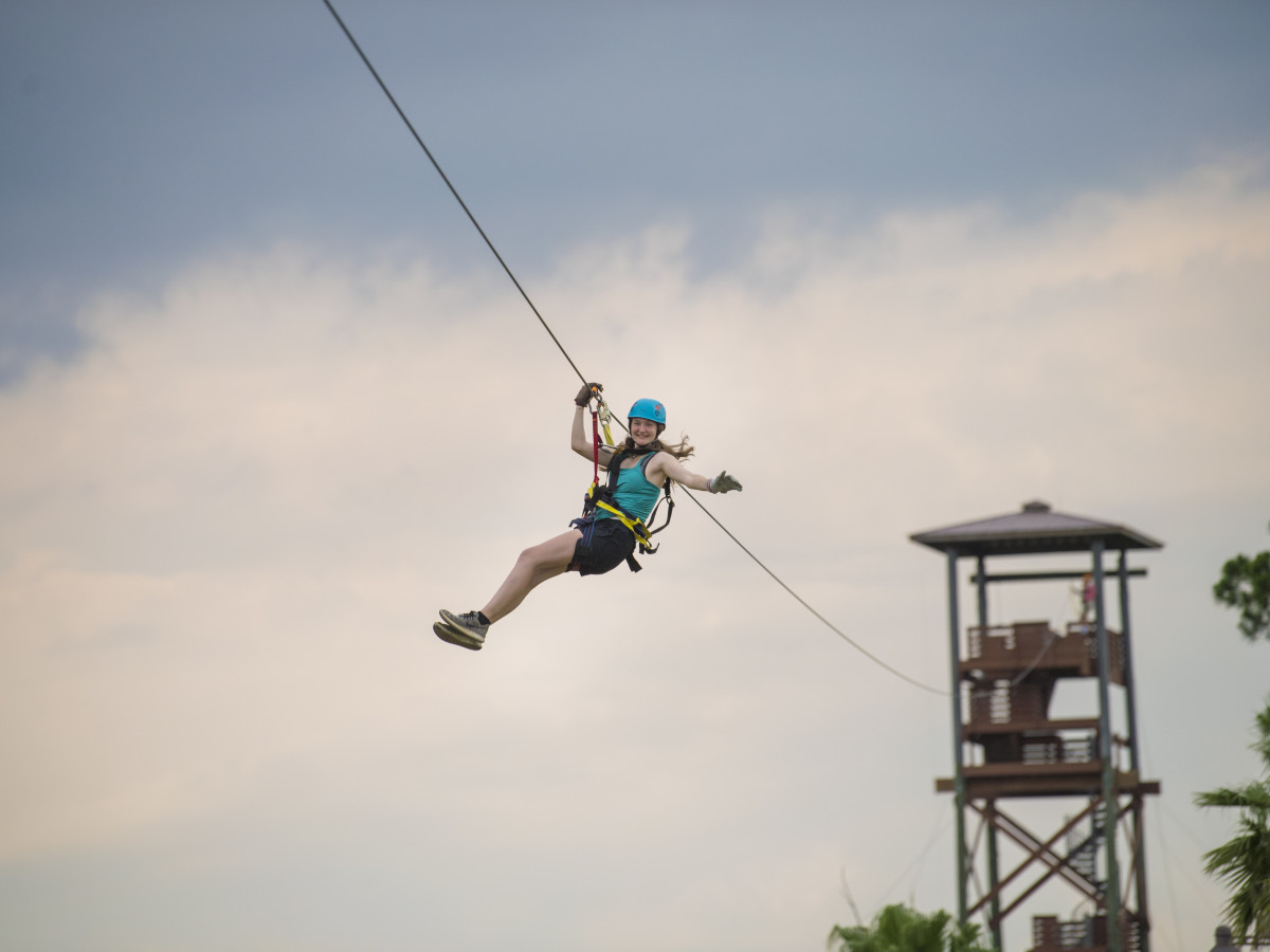 Orange Beach Hummingbird Zip Lines
