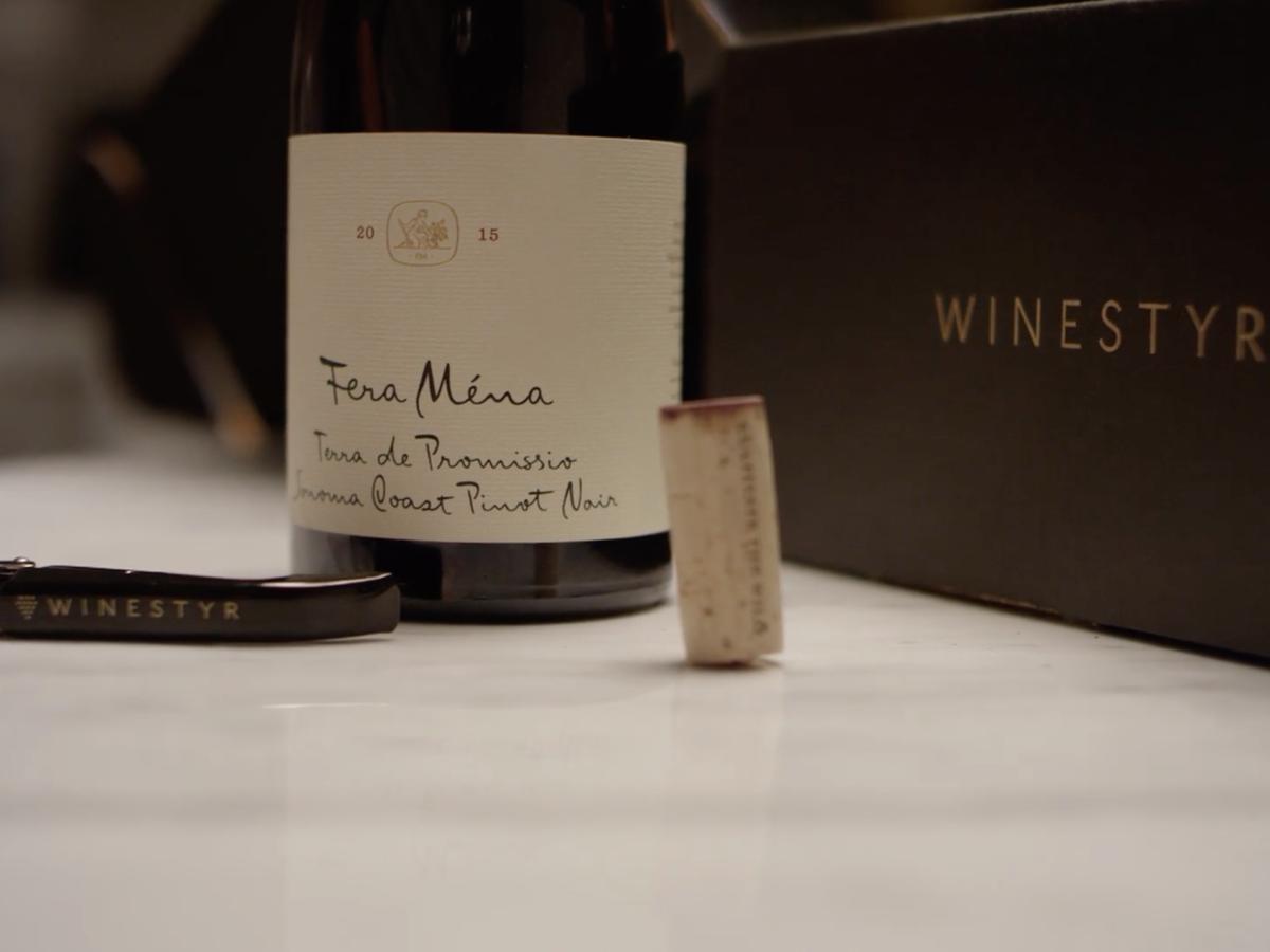 Fera Mina wine