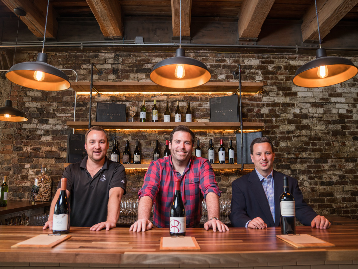 Founders of Winestyr