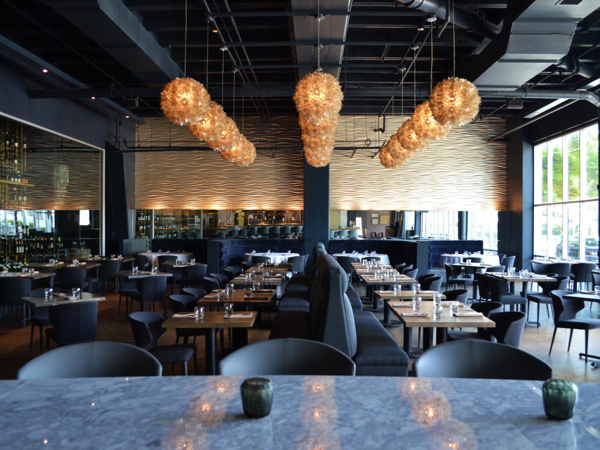 Reef restaurant interior