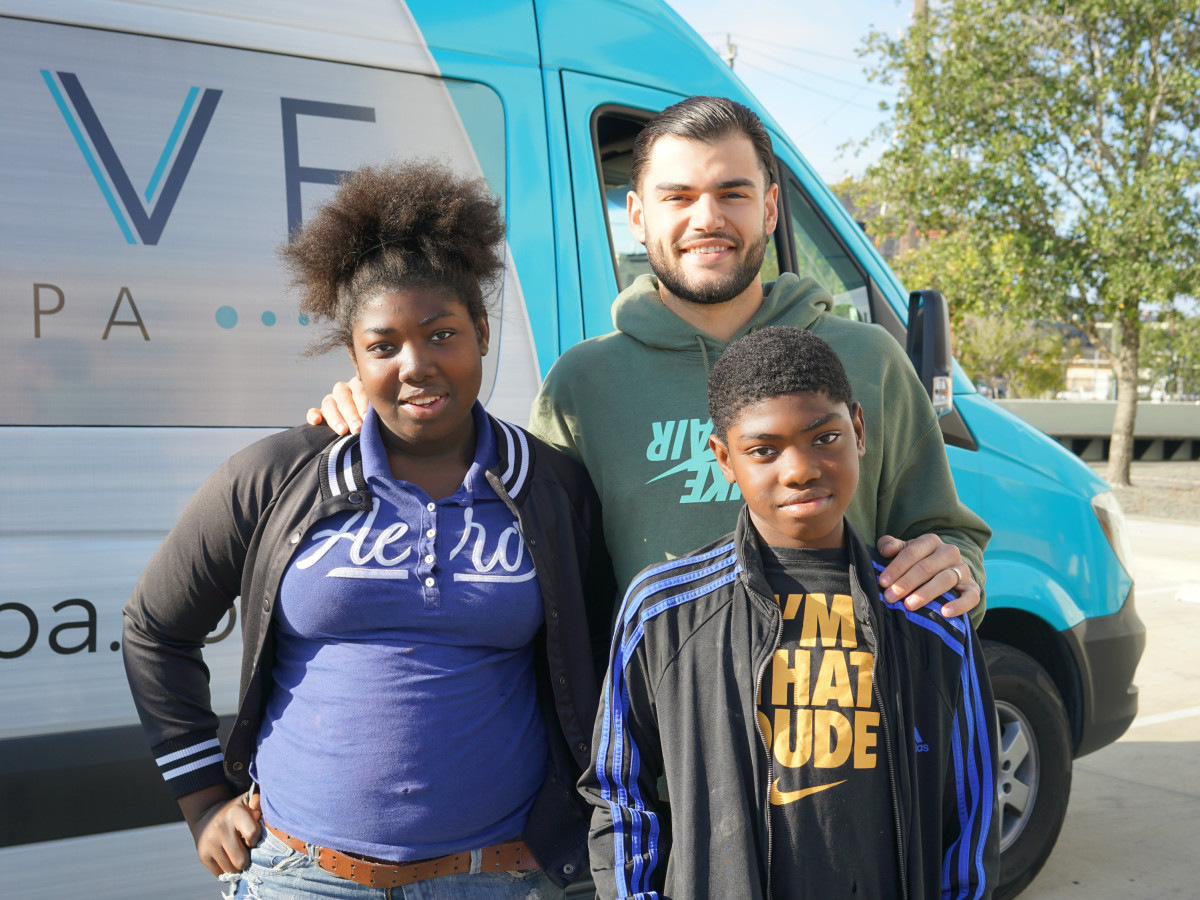 Lance McCullers Jr Houston Astros Big Brothers Big Sisters