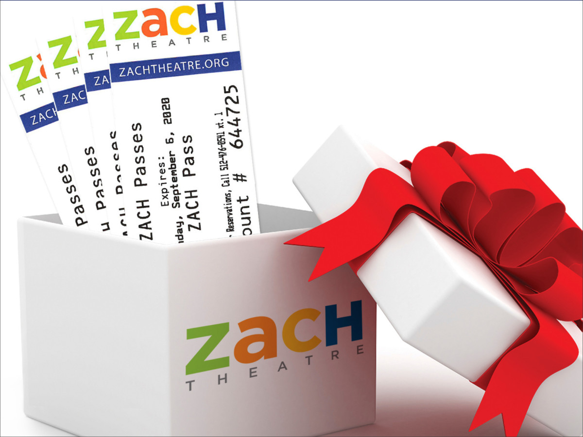 Zach Theatre tickets