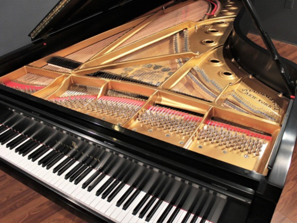 Preston Towers piano