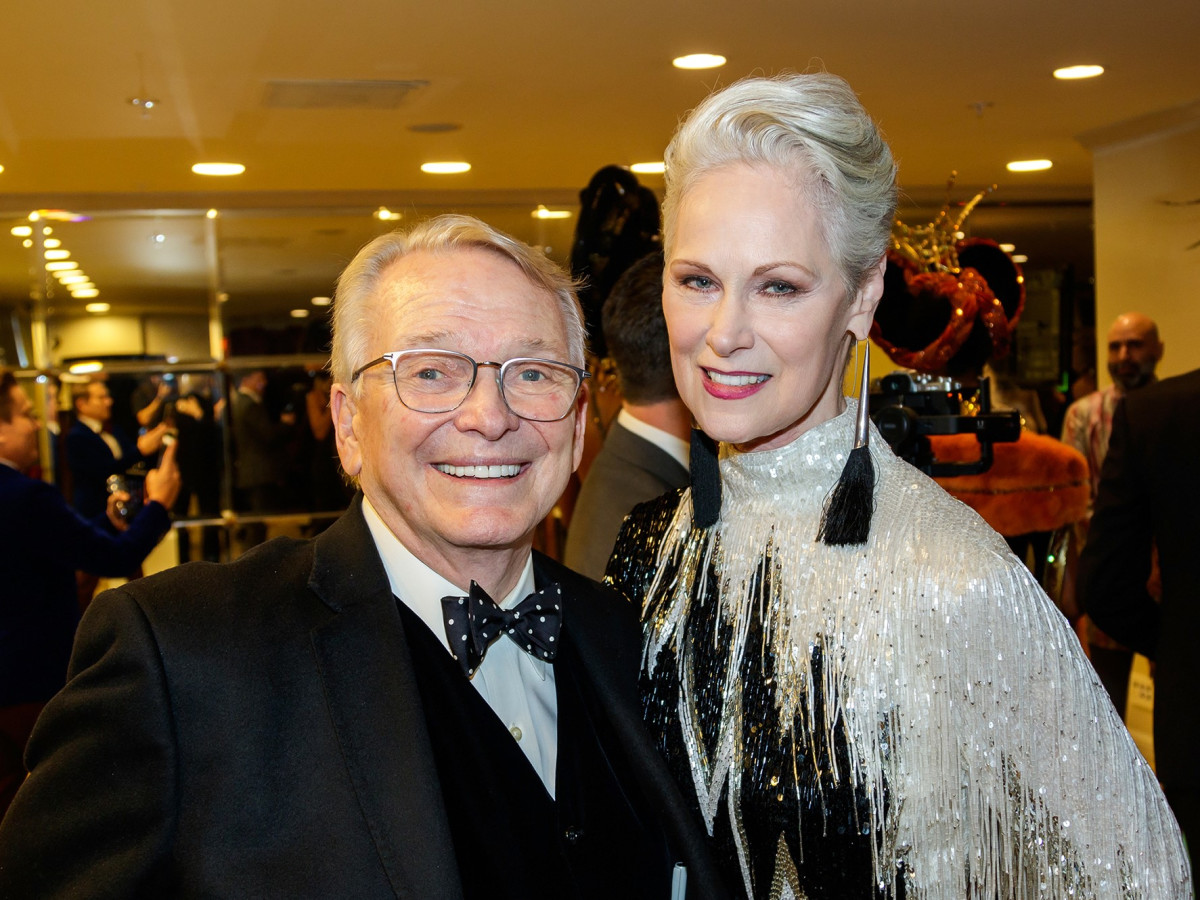 Bob Mackie, Jan Strimple