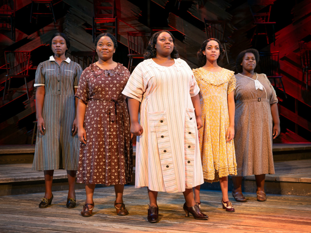The Color Purple national tour 2020
