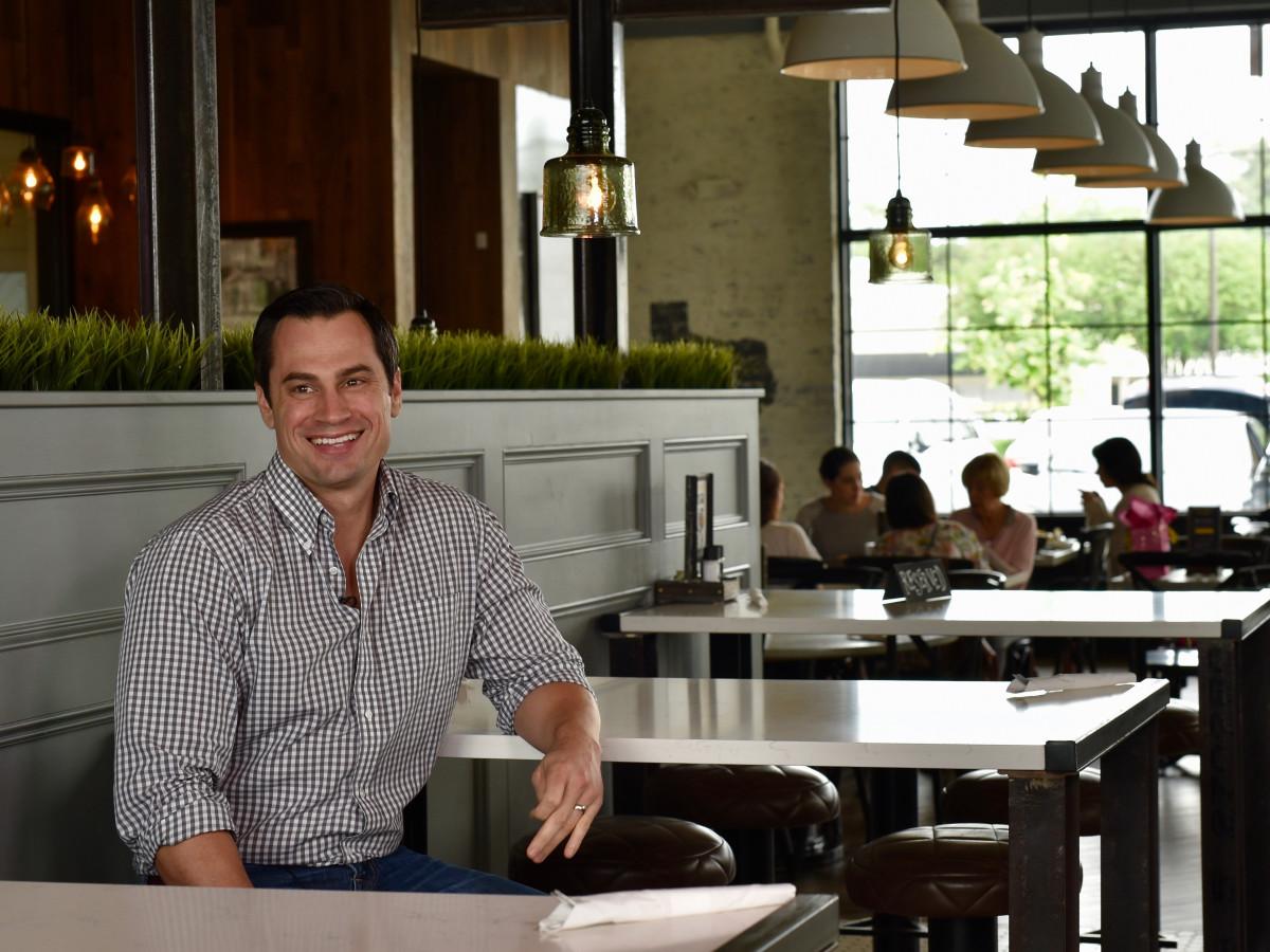 Aaron Lyons Dish Society