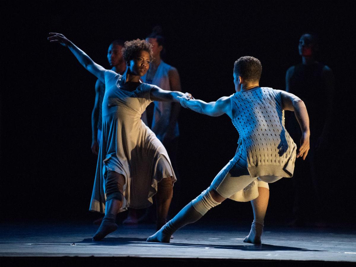 Bon Iver & TU Dance: Come Through
