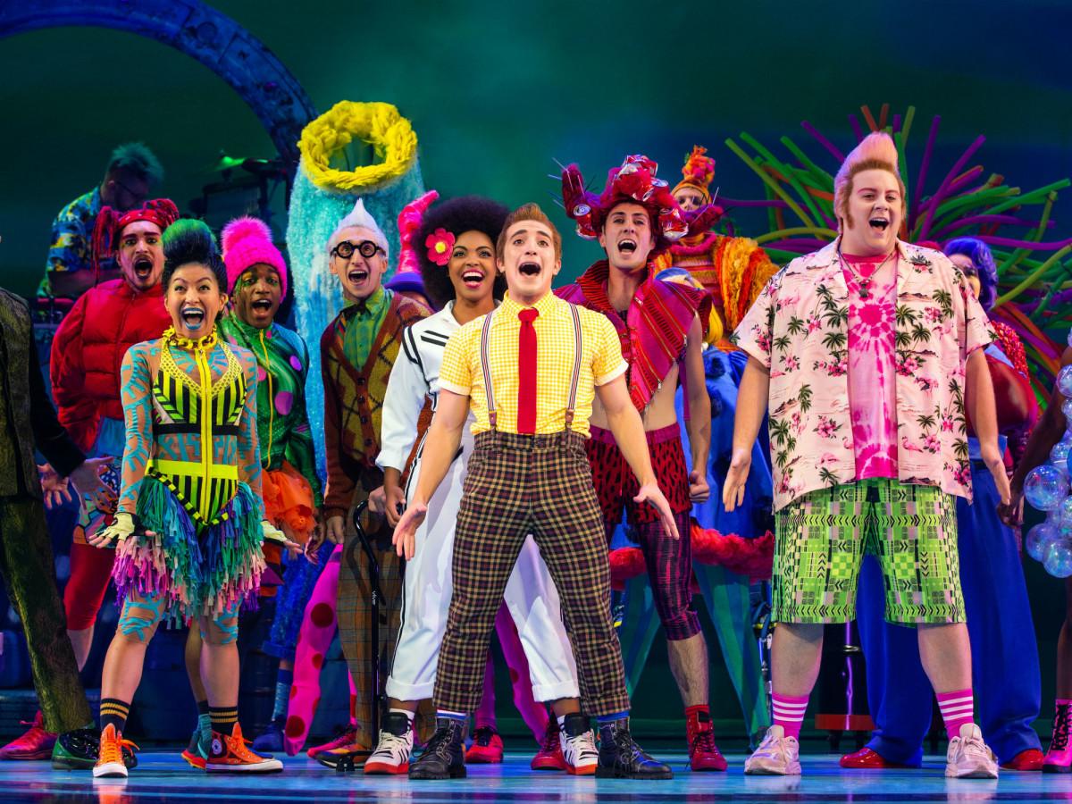 National tour of The Spongebob Musical