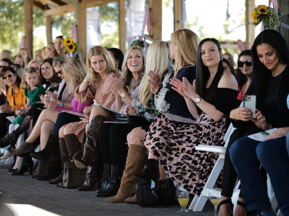 Fashion in the Fields 2019  guests