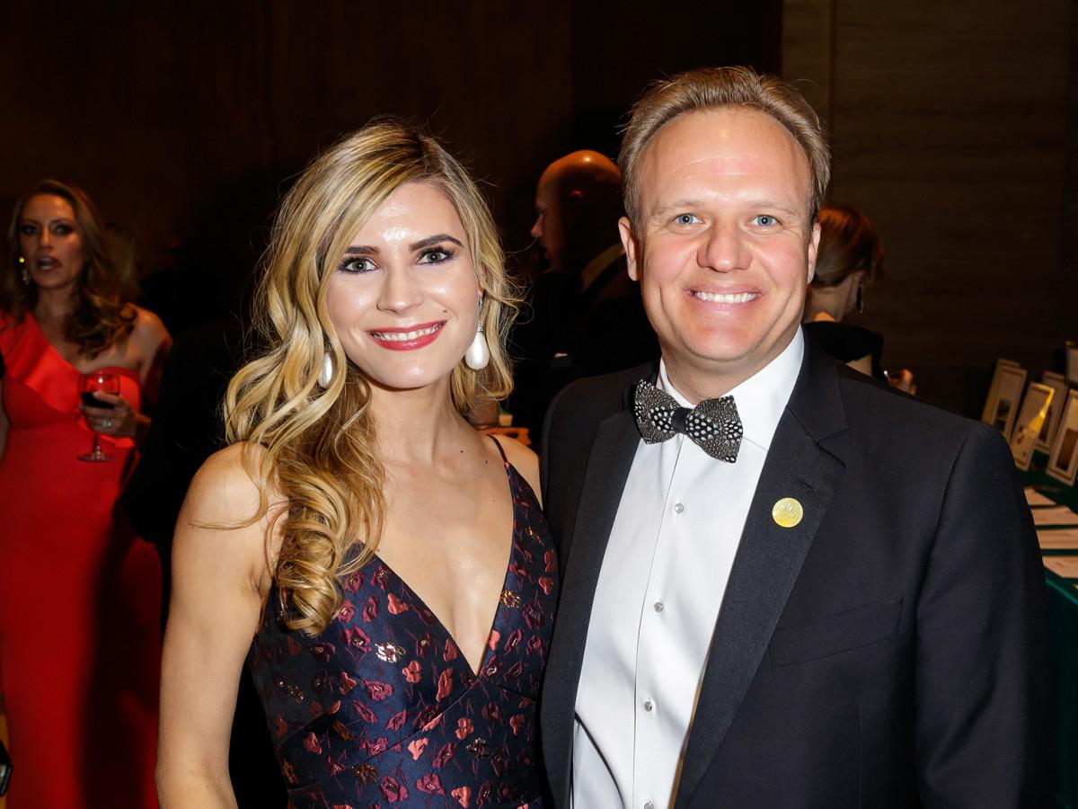 Claire Catrino, Michael Catrino