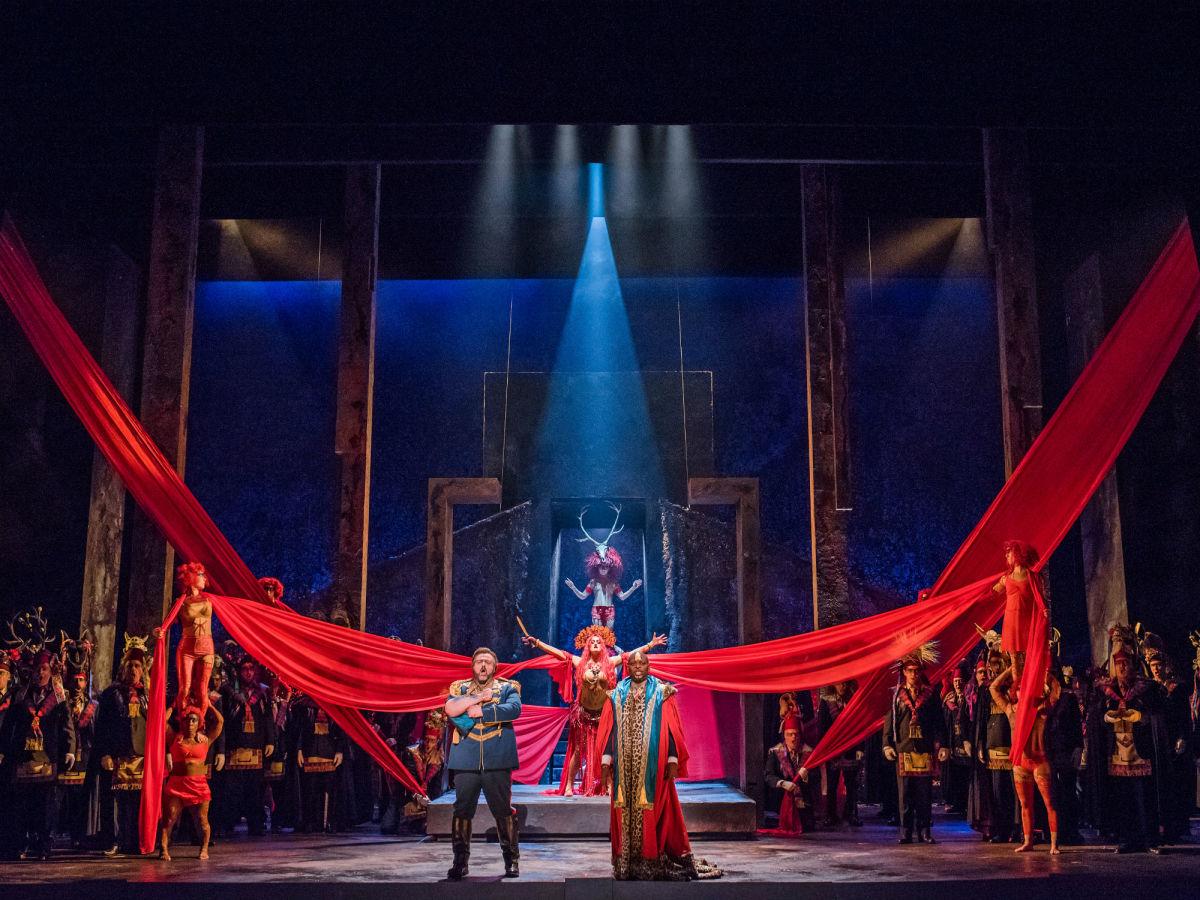 Houston Grand Opera presents Aida
