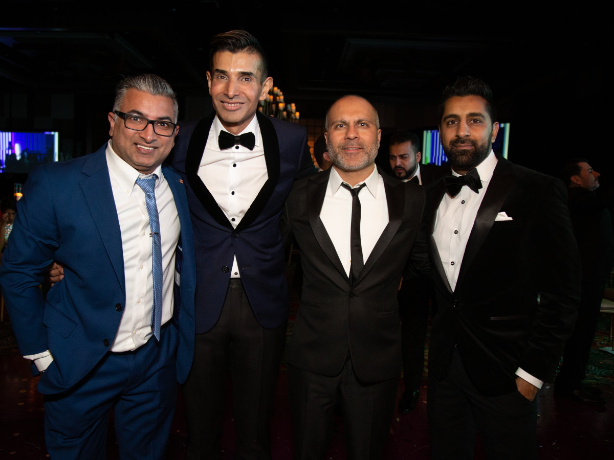 Altus Gala 2019 DJ Scoop, Taseer Badar, Roger Manghnani, Nuruddin Ali