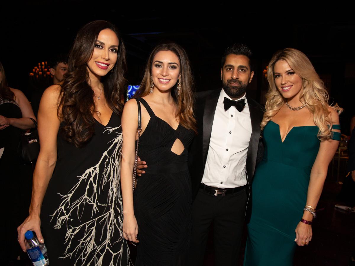Altus Gala 2019 Kerri Hayes, Mariana Pedrosa, Nuruddin Ali, Stephanie Wilcox