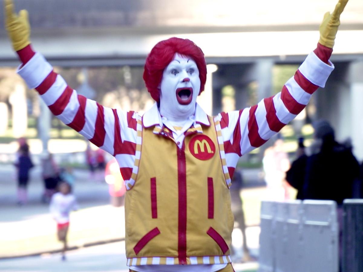 Frost Ronald McDonald House race
